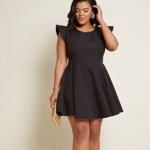 ModCloth Fit and Flare